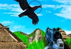 Игра Отстрел ворон