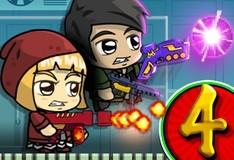 Игра Зомби-миссия 4
