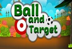 Игра Мяч и цель