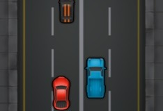 Игра 2D-гонки на автомобиле