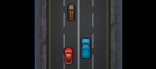 2D-гонки на автомобиле