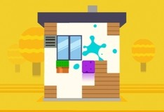 Игра Очистка дома 3D