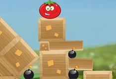 Игра Прокати помидор