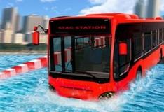 Игра Экстремальный водный автобус