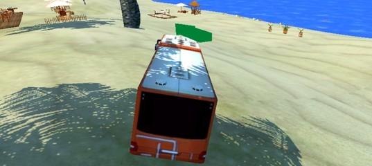 Экстремальный водный автобус