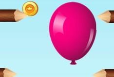 Игра Двигай шар осторожно