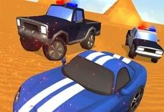 Игра Бесконечная автомобильная погоня