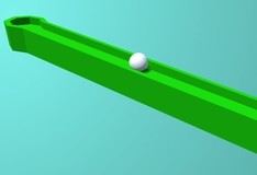 Игра Tenkyu Hole 3d rolling ball