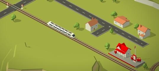 Управляем поездом