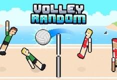 Игра Рандомный волейбол