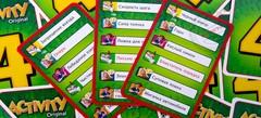 Игры Активити онлайн бесплатно
