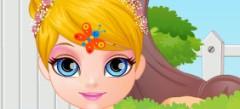 Игры Малышка барби  онлайн бесплатно