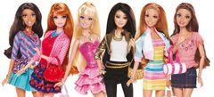 Игры Куклы онлайн бесплатно