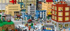 Игры Лего Сити онлайн бесплатно