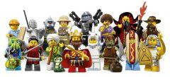 Игры Лего Минифигурки онлайн бесплатно