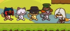 Игры Отряд котят онлайн бесплатно