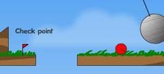 Игры Красный шар онлайн бесплатно