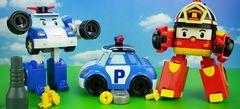 Игры Робокар Поли онлайн бесплатно