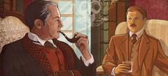 Игры Шерлок Холмс онлайн бесплатно