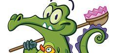 Игры Крокодильчик Свомпи онлайн бесплатно