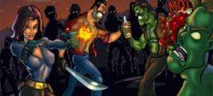 Игры Текила зомби онлайн бесплатно