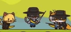 Игры Ударный отряд котят онлайн бесплатно