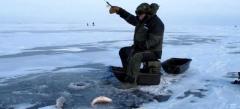 Игры Зимние рыбалка онлайн бесплатно
